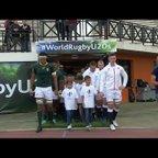 England 32-31 South Africa - World Rugby U20 Highlights