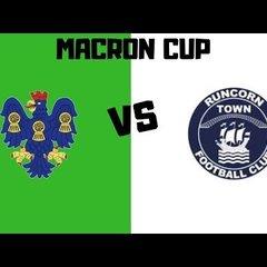 [NVTV] [MACRON CUP] Northwich Victoria vs Runcorn Town [ACTION]