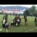 Tring Rugby U12s Minehead Tour 2015
