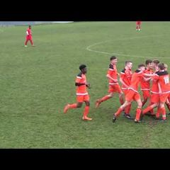 Boldmere St Michaels Under 15's MJPL v's Walsall Wood Saints Away