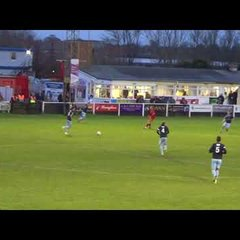 Banbury United 1 St Neots Town 1 - 18 Nov 2017 - Match Highlights