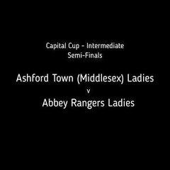 Ashford Ladies v Abbey Rangers