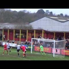 Ricky Johnson's 90th Minute Winner Against St Ives Town