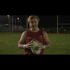 Guernsey Raiders Rugby Nats Crossbar Challenge!!