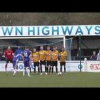 Chasetown FC 2 v 3 Leek Town FC -  19th March 16