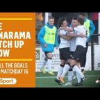 Vanarama National League Highlights Show | Matchday 16