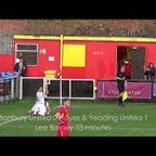 Banbury United 0 Hayes & Yeading United 2 - FA Trophy 2QR - 10 Nov 2018 - Match Highlights