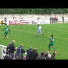 HIGHLIGHTS: Nantwich Town 0-1 Workington