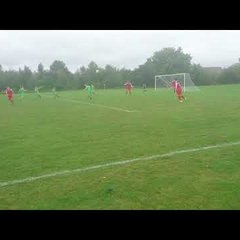 Coton Green v Gresley 23rd Sept - 2nd Goal disallowed!