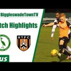 HIGHLIGHTS: Biggleswade Town vs Stratford Town (0-0)