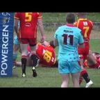 Dragons 1st grade v Merlins 15th June 2013