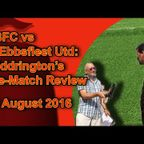 Eastbourne Borough vs Ebbsfleet: Widdrington's Pre-Match Review