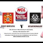 West Bowling v Stanningley 16.09.17