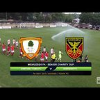 Senior Charity Cup Final 2019 - Ashford Town (Middlesex) vs Uxbridge FC