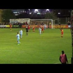 Banbury United 2 Slough Town 2 - 21 Nov 2017 - Match Highlights