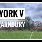 25 November 2018 - York 69 v 10 Yarnbury (u15s)