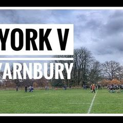 25 November 2018 - York 69 v 10 Yarnbury (u15s)