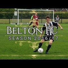 Belton FC Season 16 17