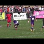 Gavin Tomlin 1st vs Merstham, Ryman League Premier Division, 11/03/17