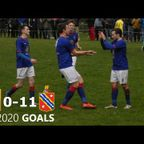 GOALS | Llanystumdwy vs Bangor 1876 1/2/2020