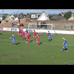 Bo'ness United v Sauchie Juniors Match Highlights 9/3/19