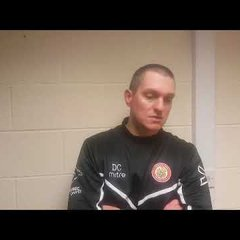 Harlow Town FC vs Leiston post match interview - 07/11/17