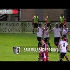 CTTV Highlights: Corby Town 2-2 Peterborough Sports: