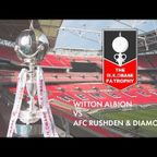 HIGHLIGHTS | Witton Albion 2-0 AFC Rushden & Diamonds (10/11/18)