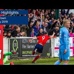HIGHLIGHTS: Bromsgrove Sporting v Corby Town - 06/05/2019
