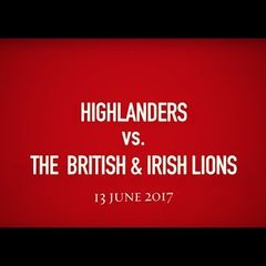 Team Announcement: Highlanders v The British & Irish Lions | Lions NZ 2017
