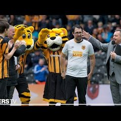Tigers Crossbar Challenge | South Stand fan John hits the bar 3 TIMES IN A ROW!