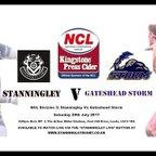 Stanningley v Gateshead Storm 29/07/17