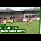 HIGHLIGHTS: Witton Albion 4-1 Nantwich Town