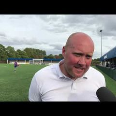 POST MATCH INTERVIEW - Oxford City 1-2 Bath City