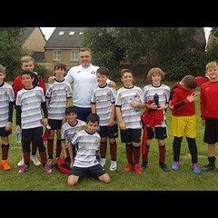 Bedfont Eagle Sports vs Guildford Saints U12