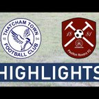 Thatcham Town FC vs Paulton Rovers FC | Highlights