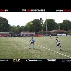 The Mikes TV | The Mikes 3-0 Studley | Match Highlights
