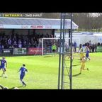 Match Highlights : Angels v Witham Town