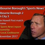 'Sports News': Eastbourne 2 v 3 Bath – Jamie Howell Post-match Interview