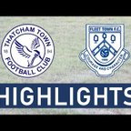 Thatcham Town FC vs Fleet Town FC Highlights!