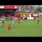 Banbury United 0 Tamworth 0 - 6th Oct 2018 - Match Highlights