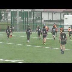 Pilkington Recs U13s v Leigh East -  Highlights