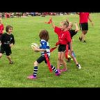 2018 Waterloo Rugby at Brampton U7 & U11Mixed