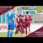 Basingstoke Town 1 vs 2 Chelmsford City - Highlights