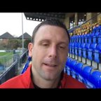 STAINES TOWN VS TONBRIDGE ANGELS - Post match interviews 11/03/2017