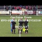 Pickering Town V Carlton Town