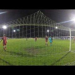 GOAL CAM: Squires Gate 2-2 Padiham