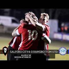 Salford City 4-0 Ramsbottom United - Evo-Stik Northern Premier League 02.02 .6