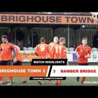 17/02/18 - Brighouse Town 3-3 Bamber Bridge