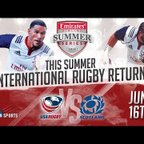 USA vs Scotland 2018